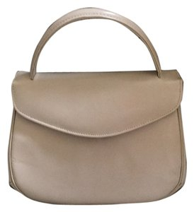 Lennox Bags Satchel in Light Tan