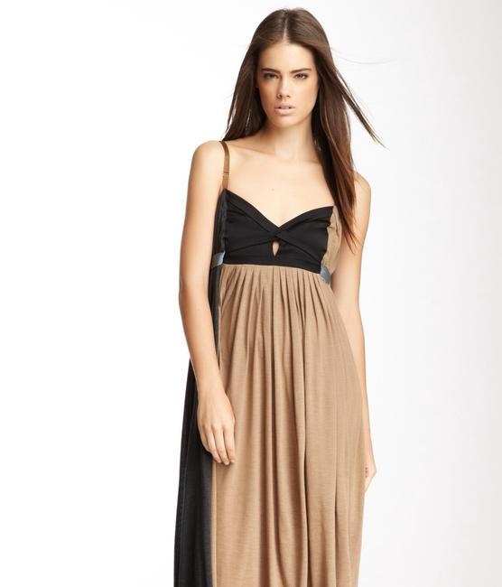Brown Maxi Dress by VPL Size 6 Night Out Evening Wear Evening Size 6