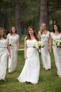 Essense Of Australia Stella York A-line Wedding Dress