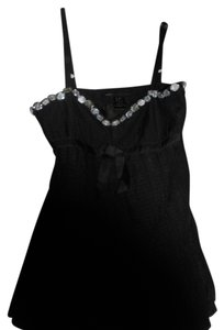 Marc Jacobs Top Black with beads