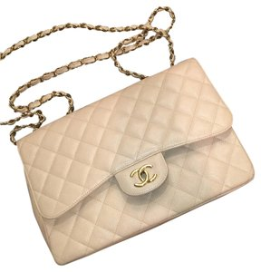 Chanel Satchel in Claire Beige