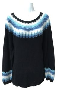 INC International Concepts Fairisle Sweater
