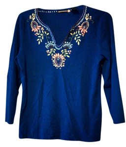 Sweaterworks Top Blue