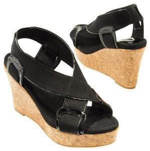 MISS MEGHAN BLACK Wedges