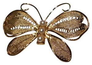 Other 14K Gold Butterfly