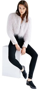 Kimchi Blue Faux Fur Fur Winter Fall Jacket