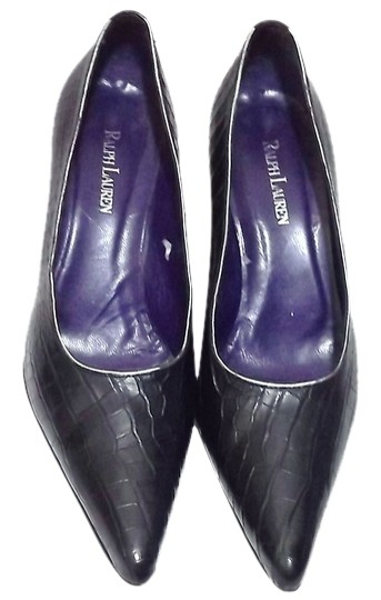 Ralph Lauren Black Pumps