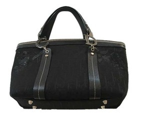 Dior Lady Satchel in Black