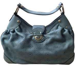 Louis Vuitton Leather Blue New Tote in Bleu Ciel