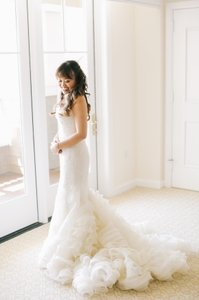 Vera Wang Vera Wang Bridal Leda Wedding Dress