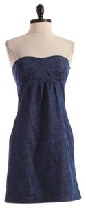 American Eagle Outfitters short dress denim Mini on Tradesy