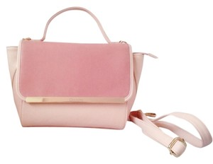 daphne Satchel in Light Pink, Pink