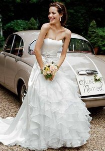 David's Bridal 3220 Wedding Dress