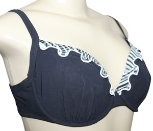 Gottex GOTTEX Lightly Padded Underwire Swim Bikini Top SIZE 34D (TOP ONLY)