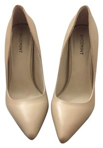 Shoemint Beige, nude Pumps