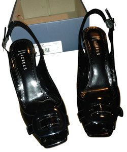Nickels Black Pumps