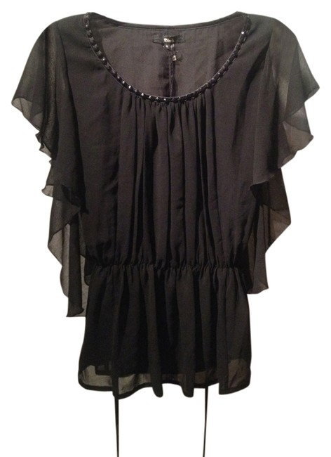 Preload https://item3.tradesy.com/images/black-blouse-size-8-m-747812-0-0.jpg?width=400&height=650