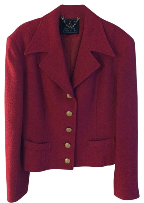 Other Fuschia Blazer