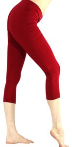 Other Capris Red