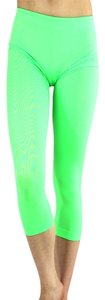 Other Capris Neon Green