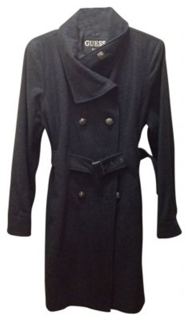 Preload https://item4.tradesy.com/images/guess-gray-wool-pea-coat-size-12-l-7483-0-0.jpg?width=400&height=650