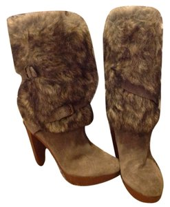 Nine West Neutral Boots