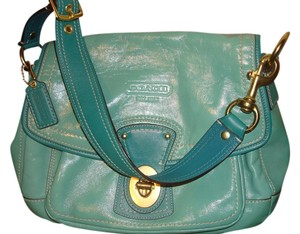 Coach Colors Shoulder Bag