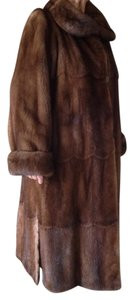 Genuine Fur Genuine Mink Coat