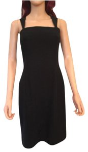 Giorgio Armani Little Lbd Dinner Dress