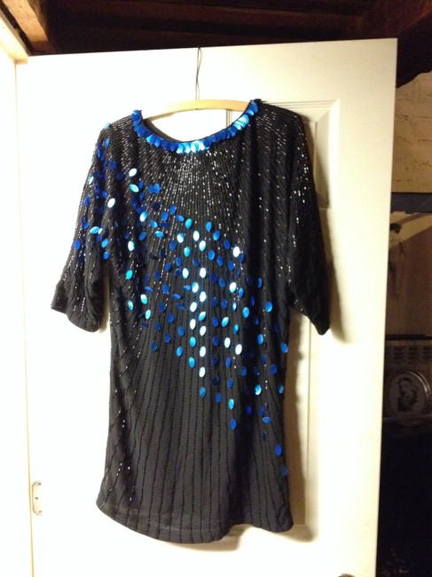 Haute Hippie Sequin Beaded Unique Dress