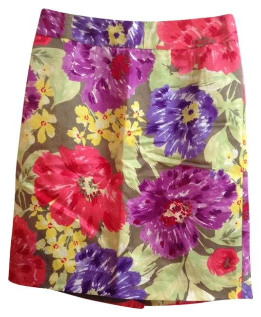 Banana Republic Color Of The Year Radiant Orchid Skirt