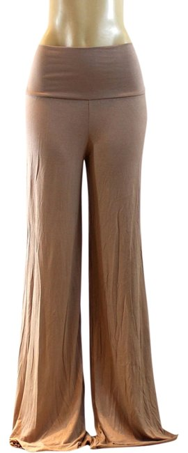 Other Wide Leg Pants Beige