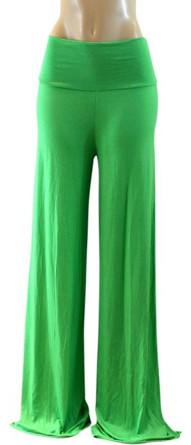 Other Super Flare Pants Green