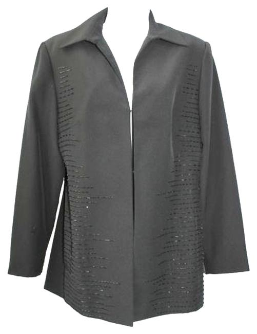 Preload https://img-static.tradesy.com/item/7486165/st-anthony-evening-black-embellished-cocktail-jacket-blazer-size-8-m-0-1-650-650.jpg