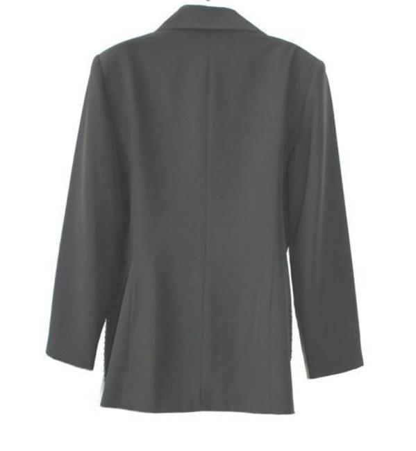St. Anthony Evening Cocktail Jacket BLACK Blazer Image 3