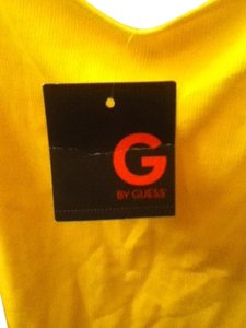 Guess Top Yellow