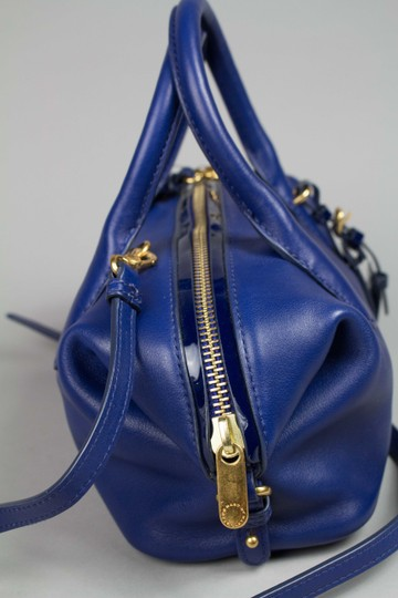 Marc by Marc Jacobs Medium Legend Satchel in Blue Image 1
