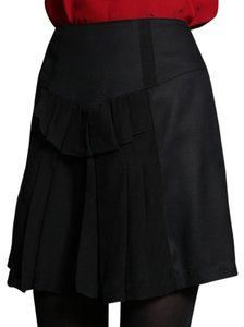 Jeffrey Monteiro Mini Skirt Black