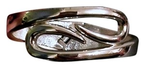 Charlotte Russe Charlotte Russe Silver Clamp Hinged Bracelet