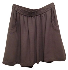 Generra Mini Skirt Gray