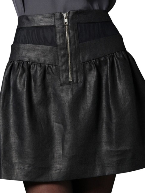 Nomia Mini Skirt Black