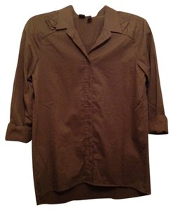 Calypso St. Barth Button Down Shirt Green