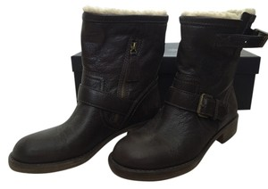 Marc by Marc Jacobs dark brown Boots