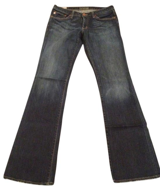 Big Star Jeans Boot Cut Jeans-Medium Wash