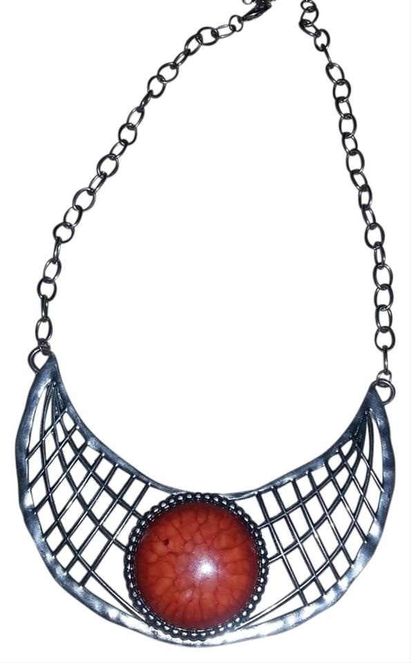 charlotte russe coral necklace charlotte russe jewelry