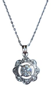CZ Necklace Cubic Zirconia