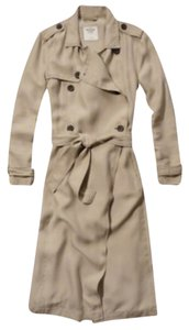 Abercrombie & Fitch Trench Coat