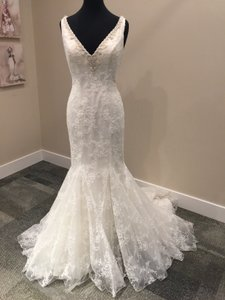 Casablanca 2165 Wedding Dress