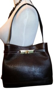 Francesco Biasia Italian Leather Shoulder Bag