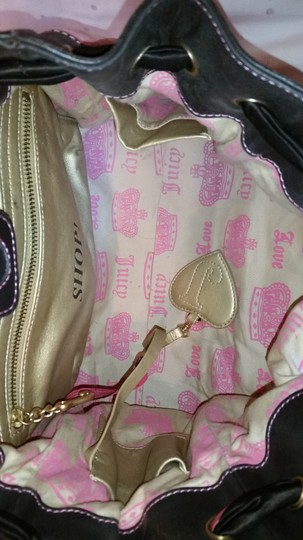 Juicy Couture Tote in Pink and Brown Image 10
